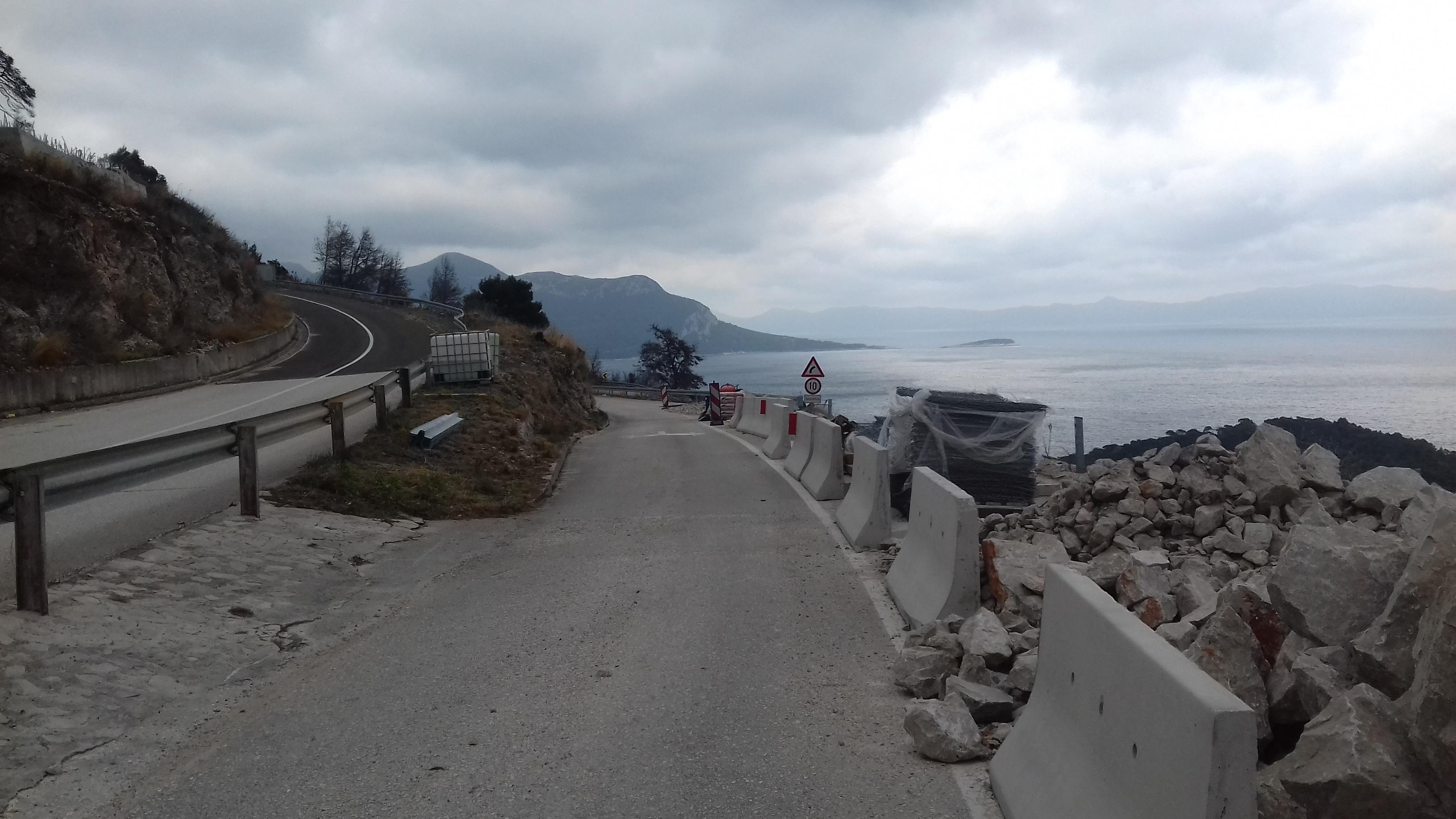 Fotogalerija lokalnih cesta - radovi u tijeku
