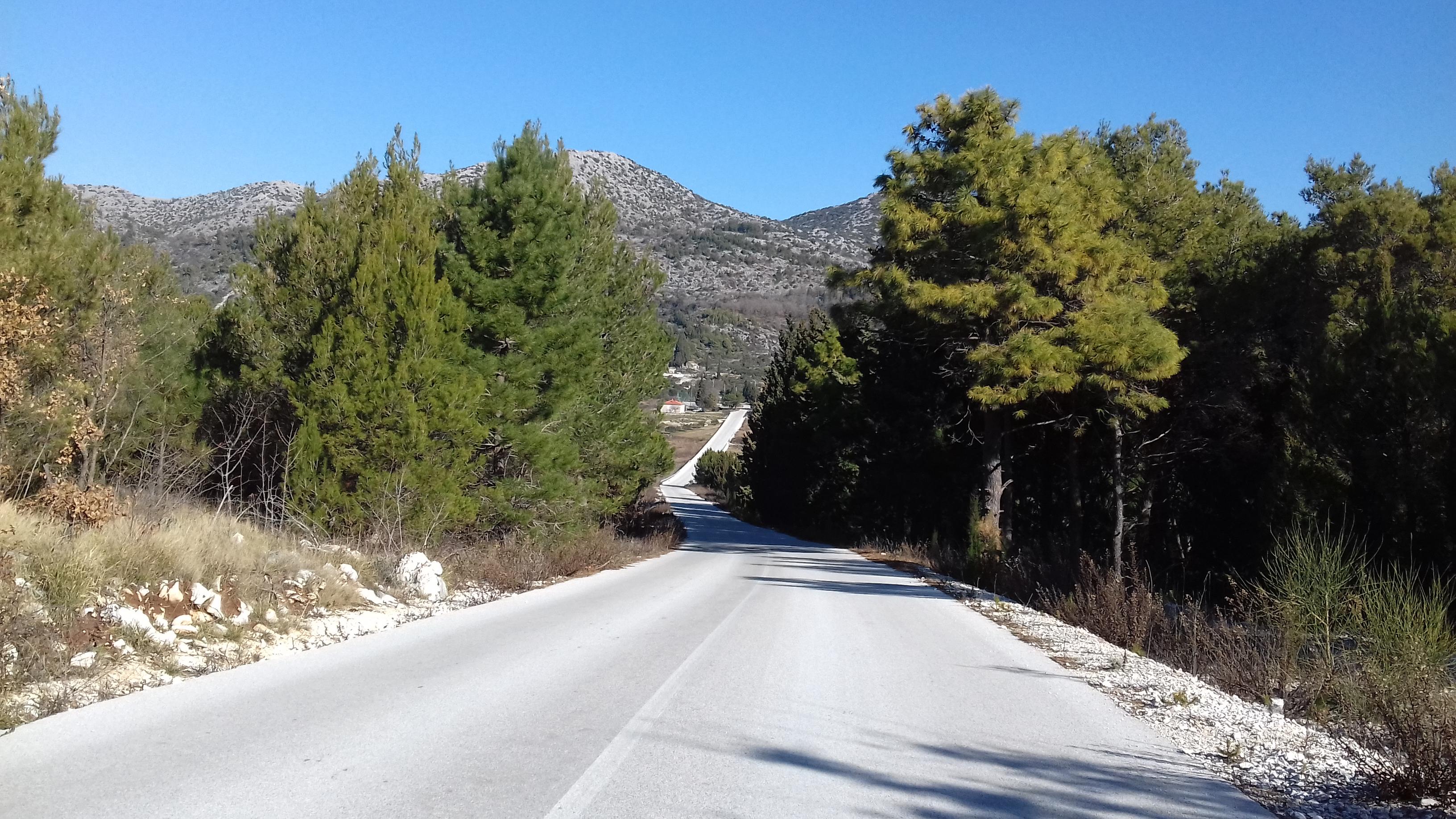 Izvedena lokalna cesta 69032